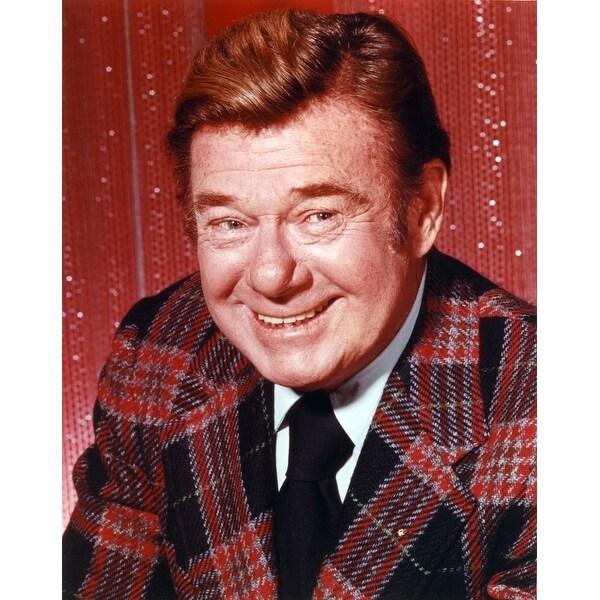 Arthur-Godfrey-Posed-in-Checkered-Blazer
