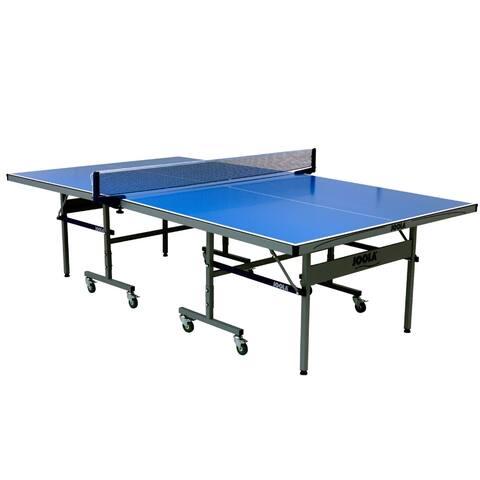 JOOLA Rapid Play Outdoor Table Tennis Table - Black
