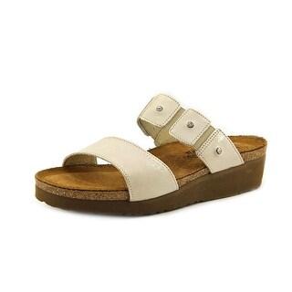 Naot Ashley Open Toe Synthetic Slides Sandal