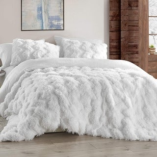 Link to Chevron Birds of a Feather - Coma Inducer® Oversized Comforter - White Similar Items in Comforters & Duvet Inserts