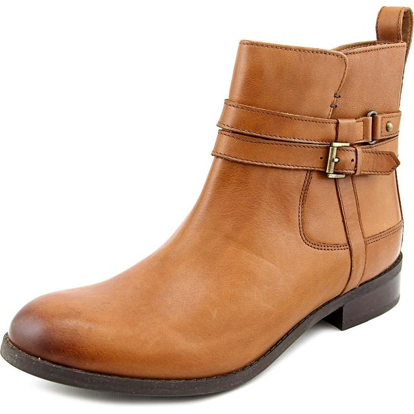 Clarks Narrative Pita Austin   Round Toe Leather  Ankle Boot