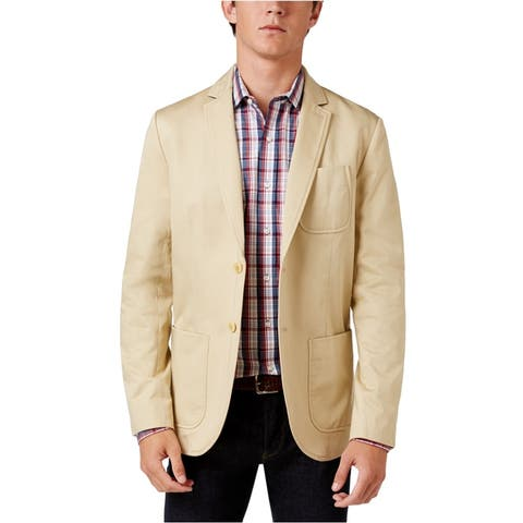 Tommy Hilfiger Mens Sport Two Button Blazer Jacket - 40 Regular
