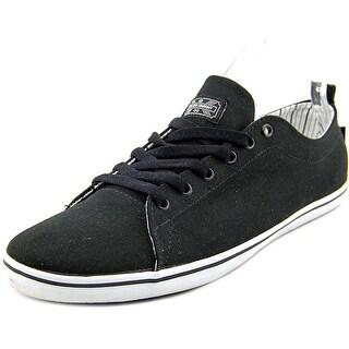 DVS Rehab Round Toe Canvas Sneakers
