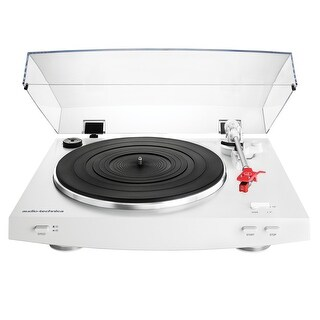 AudioTechnica AT-LP3 Fully Automatic Belt-Drive Stereo Turntable (2 options available)