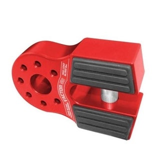 Factor 55 FCT00050-01 Red Flatlink Shackle Mount for Winches