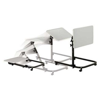 Overbed Table Pivot and Tilt