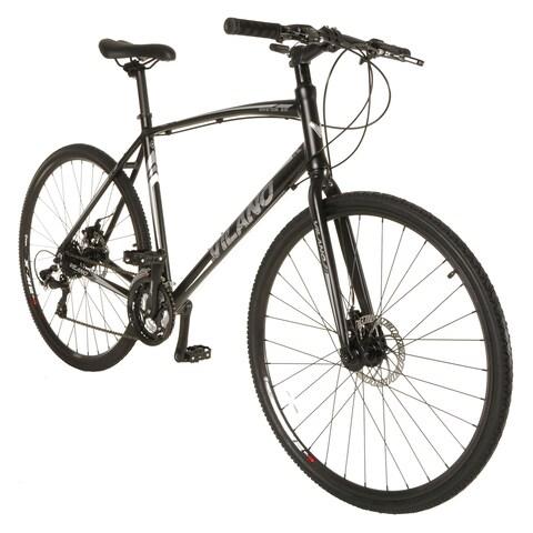 Vilano Diverse 3.0 Performance Hybrid Road Bike 24 Speed Shimano Disc Brakes