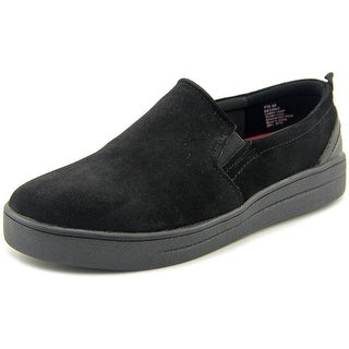 Easy Spirit Tosina Round Toe Suede Loafer