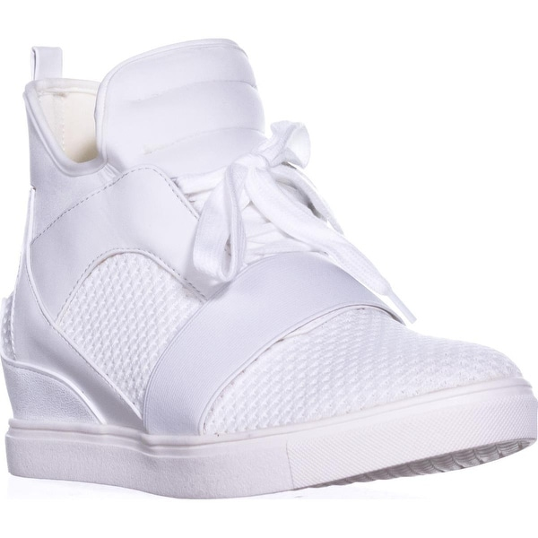 d8a260d769b Shop Steve Madden Lexi High Top Fashion Sneakers