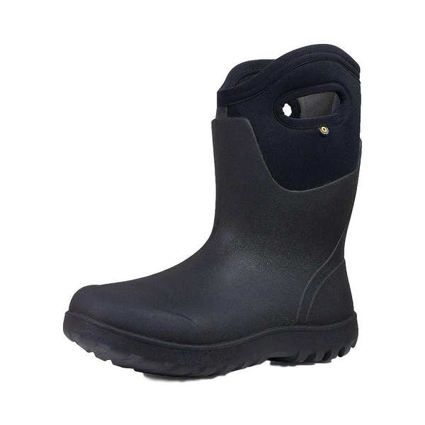 Bogs Outdoor Boots Womens Neo-Classic Mid Pull On Waterproof