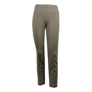 Style & Co. Women's Ponte Detachable Stirrups Pants
