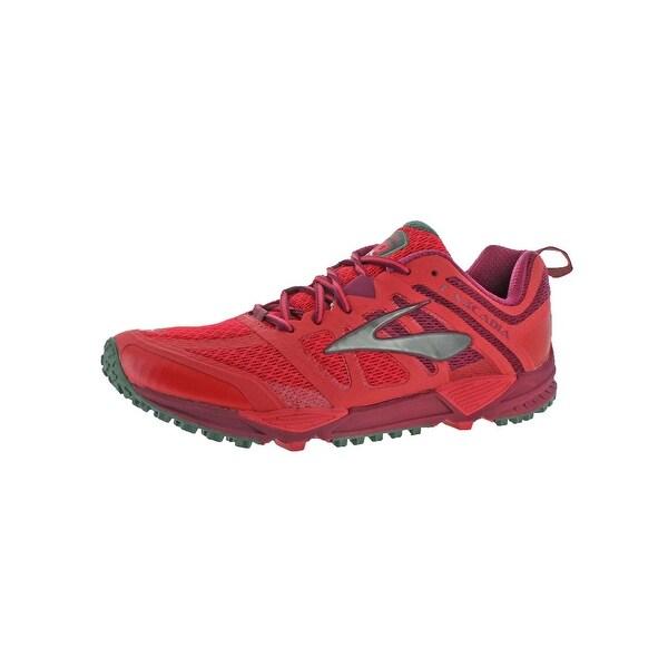 23be726c04f1fc Shop Brooks Womens Cascadia 11 Trail Running Shoes Athletic CrossFit - 12  medium (b
