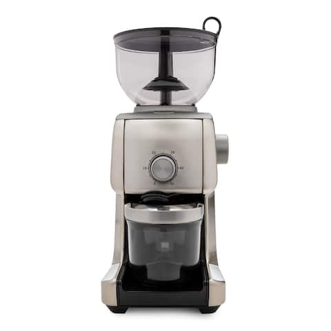 ChefWave Bonne Conical Burr Coffee Grinder (Stainless Steel)