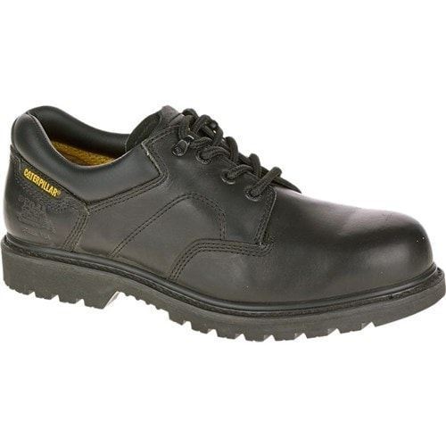 CAT Footwear Ridgemont Steel Toe - Black 12(W) Mens Work Shoe
