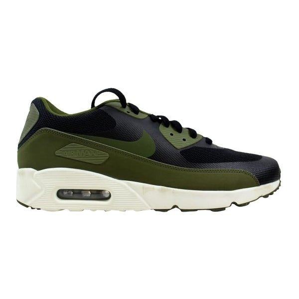 361f79484e Nike Air Max 90 Ultra 2.0 Essential Black/Legion Green-Sail 875695-004