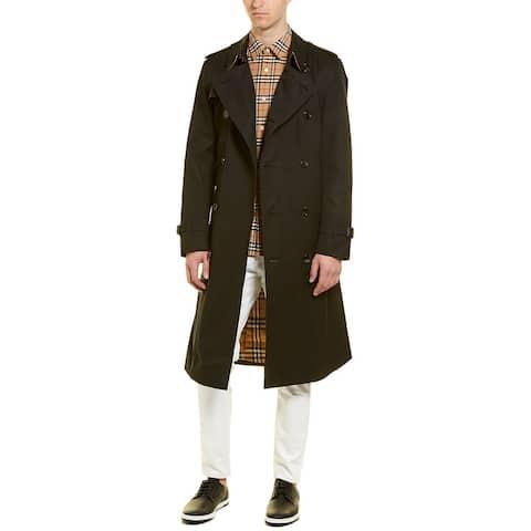 Burberry Long Chelsea Trench Coat