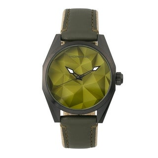 Morphic M59 Series Men's Quartz Watch, Canvas Strap, Luminous Hands