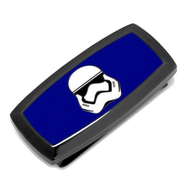 Storm Trooper Cushion Money Clip