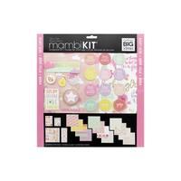 MAMBI Scrapbook Kit 12x12 Baby Girl