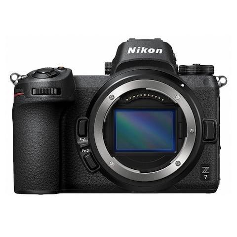 Nikon Z7 FX-Format 45.7MP Mirrorless Digital Camera (Body Only)