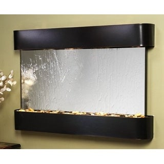 Adagio SSR1540 Sunrise Springs - Silver Mirror Wall Fountain