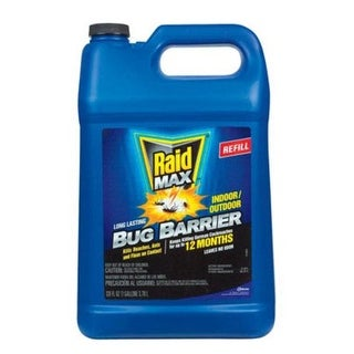 Raid Max 71111 Bug Barrier Refill, 1 Gallon