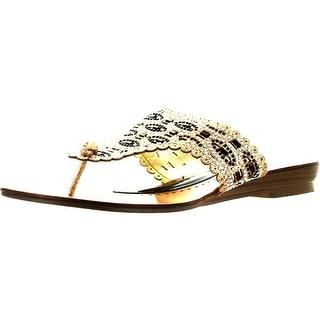Extreme Womens Sima Fashion Glitzy Flip Flop Sandals