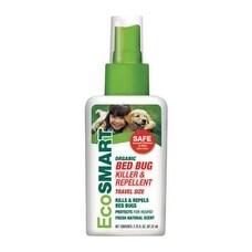 Ecosmart 33165 Organic Bed Bug Killer & Repellent, 2.75 Oz