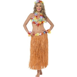 Hula Hawaiian Honey Adult Costume Kit