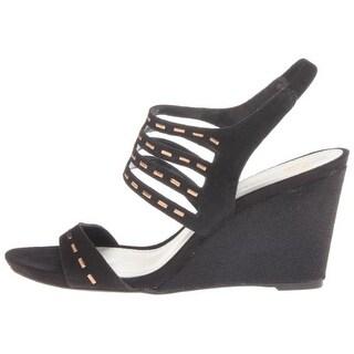 AK Anne Klein Women's Trisa Wedge Sandals