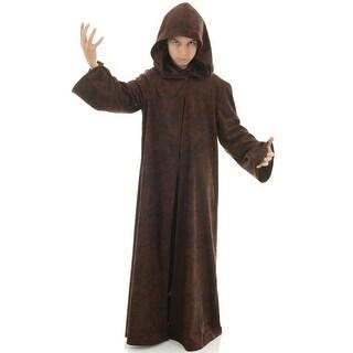 Underwraps Child Cloak (Brown) - Brown