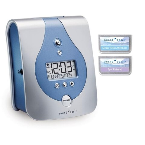 Sound Therapy System with Sleep Relaxation Wellness & Spa Retreat