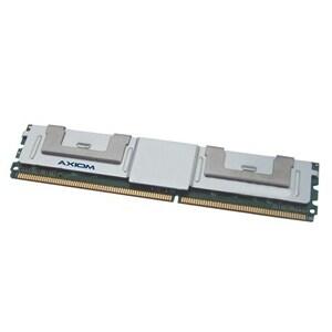"""""""Axion A2257184-AX Axiom 8GB DDR2 SDRAM Memory Module - 8GB (2 x 4GB) - 667MHz DDR2-667/PC2-5300 - ECC - DDR2 SDRAM - 240-pin"""
