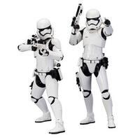 Star Wars: The Force Awakens First Order Stormtrooper ARTFX+ Figure 2-Pack - multi