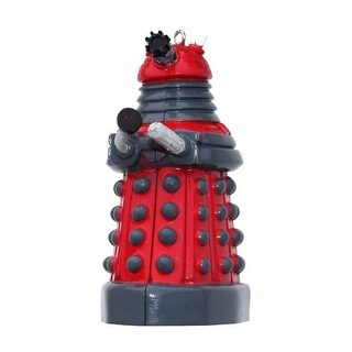 """Doctor Who 4.5 Red Dalek Ornament"""""""