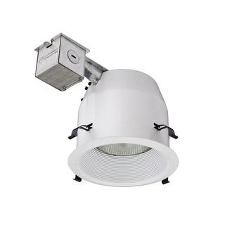 """Lithonia Lighting LK5BMW Recessed Baffle Kit, Matte White, 5"""""""
