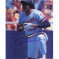 Signed Carew Rod Minnesota Twins 8x10 autographed