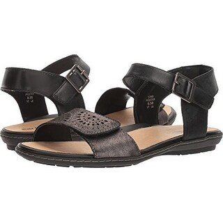 Earth Womens Star Distressed Leather
