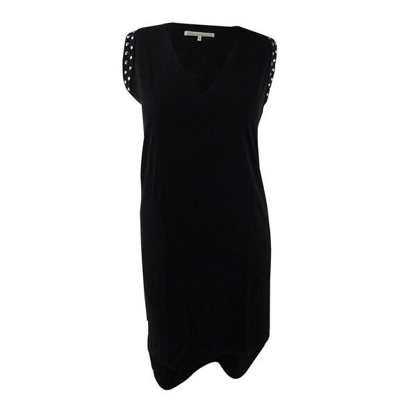 Shop Rachel Rachel Roy Womens Plus Size Studded High Low Dress 3x