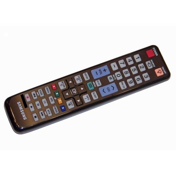 OEM Samsung Remote Control: LH40HEPLGA/ZA, LH40MEPLGA/ZA, LH46HEPLGA/ZA, LH46MEPLGA/ZA, LH55MEPLGA/ZA
