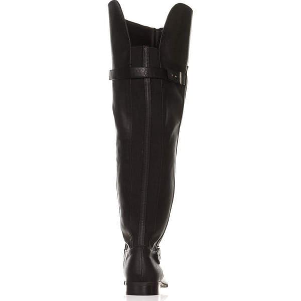 4a3d8c7bf752b Shop Bar III Womens Daphne WIDE CALF Almond Toe Over Knee Fashion ...