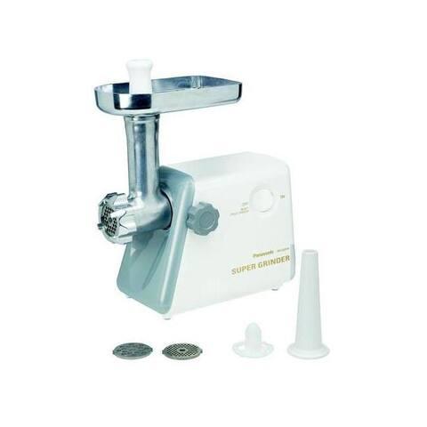 Panasonic mk-g20nr-w heavy duty meat grinder