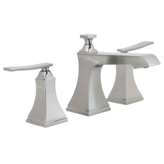 Miseno ML801 Elysa-B Widespread Bathroom Faucet - Includes Lifetime Warranty and Pop-Up Drain Assembly