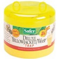 Safer 00280 Deluxe Yellow jacket/Wasp Trap