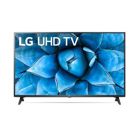 "LG 50UN7300PUF 50"" 4K Ultra HD Smart LED TV - Black - 50 - 59 Inches - 50 - 59 Inches"