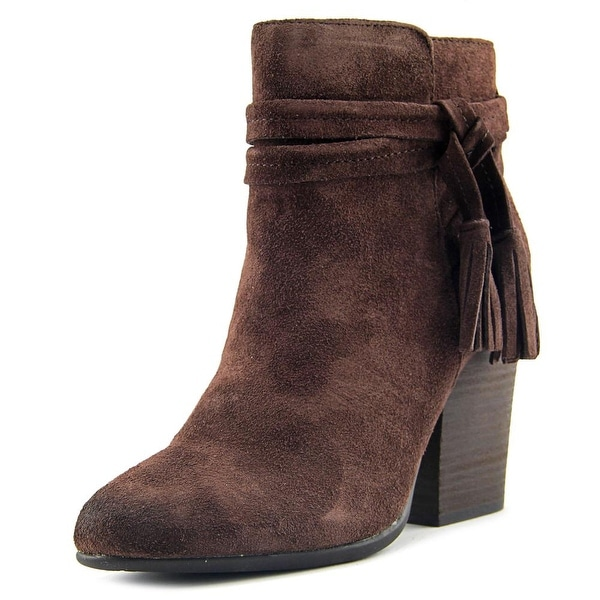 Very Volatile Tally Women Round Toe Suede Ankle Boot