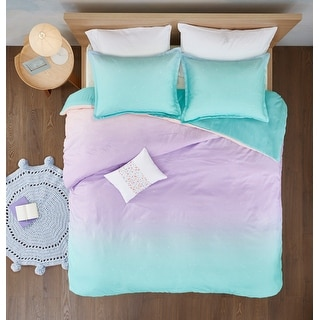 Link to Sparkle Metallic Glitter Printed Reversible Duvet Cover Set by Mi Zone Similar Items in Comforter Sets