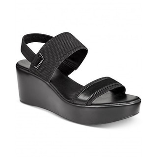 Link to Alfani Womens Maybell Open Toe Casual Platform Sandals Similar Items in Women's Shoes