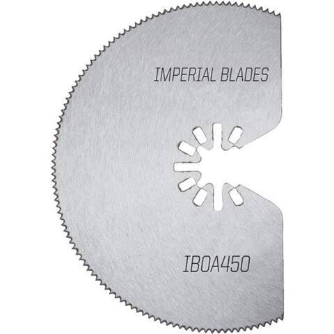 "Imperial Blades 4"" Round Hss Blade IBOA450-1 Unit: EACH"