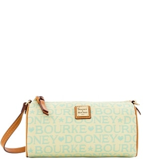 Dooney & Bourke Tapestry Small Barrel (Introduced by Dooney & Bourke at $118 in Dec 2015) - Mint